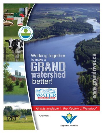 Waterloo - Grand River Conservation Authority