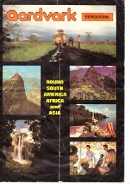 to download a colour brochure - India Overland with Swagman Tours