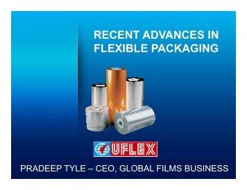 High Barrier Flexible Materials - India Packaging Show