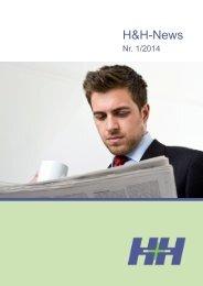 H&H-News Nr. 1/2014