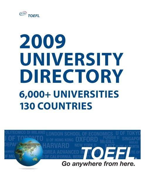 6 000 Universities 130 Countries