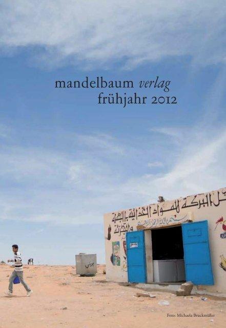 Vorschau Frühjahr 2012 - indiebook