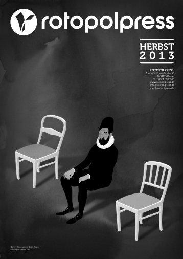 Vorschau Herbst 2013 - indiebook