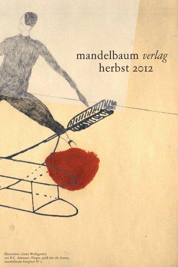 mandelbaum verlag herbst 2012 - indiebook