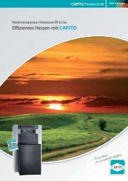 Modellreihe S-CC - Carl Capito Heiztechnik Gmbh
