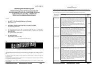 Nachtragsvereinbarung zum Rahmenvertrag über die Versorgung ...