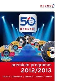 Dronco Katalog 2012/2013