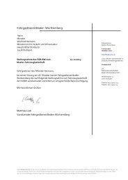 Stellungnahme des Fahrgastbeirats - Nahverkehrsgesellschaft ...