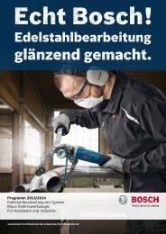 Bosch Katalog 2014