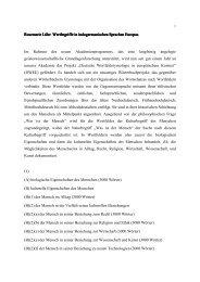 Rosemarie Lühr: Wertbegriffe Wertbegriffe Wertbegriffe in ...
