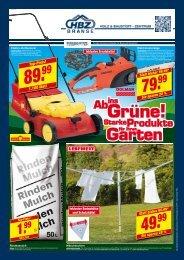 Top-Preis! - Holz- und Baustoff-Zentrum Branse GmbH