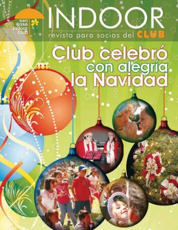 Enero - San José Indoor Club