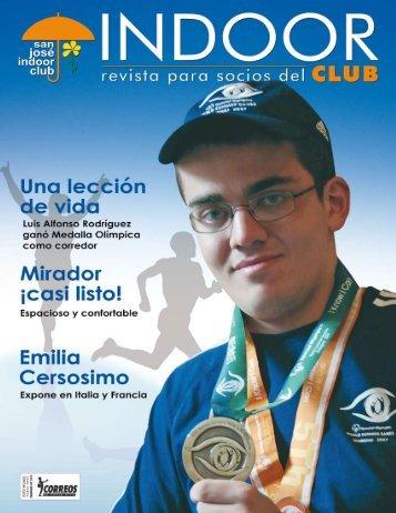Noviembre - San José Indoor Club