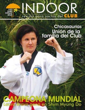 Julio - San José Indoor Club