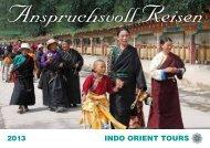 2013 INDO ORIENT TOURS