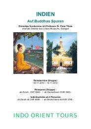 Auf den Spuren Buddhas - Indo Orient Tours