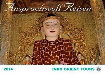 2014 INDO ORIENT TOURS
