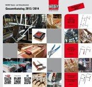 Bessey Katalog 2013/2014
