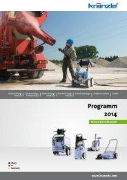 Kraenzle Katalog 2014