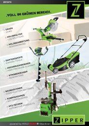 powered by HOLZMANN® Maschinen Katalog 2013/14