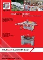 powered by HOLZMANN® Maschinen Katalog 2013/14 - Page 2