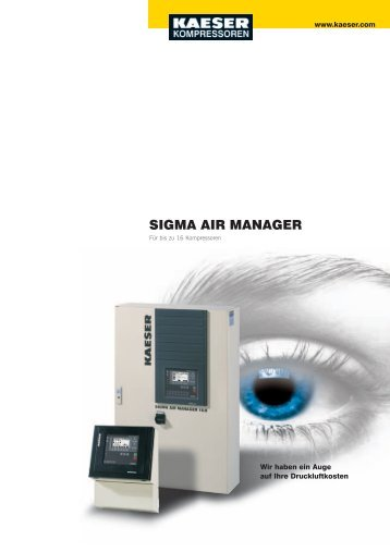 SIGMA AIR MANAGER