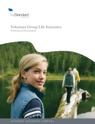 Voluntary Group Life Insurance