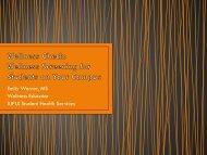 Wellness Check.pdf - Indiana State University