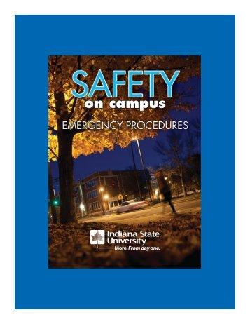 Emergency Procedures - Indiana State University