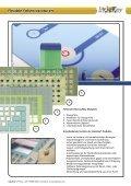 Kundenspezifische Tastaturen und Dateneingabegeräte - InduKey - Seite 7