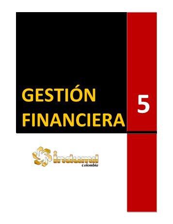 Gestión Financiera - Indumil