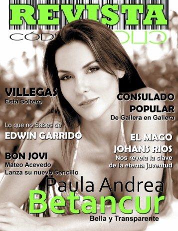 Portadas Ediciones Revista Código Click