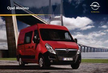Opel Movano - Inicio