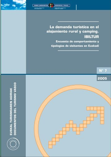 la demanda turística en el alojamiento rural y camping ... - Euskadi.net