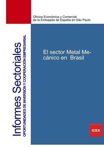 El sector Metal Mecánico en Brasil