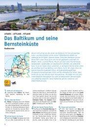 können Sie das Programm dieser Baltikum-Reise ... - Biblische Reisen