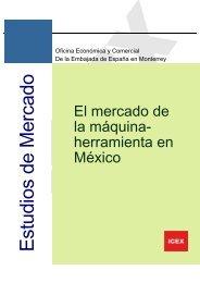 El mercado de la máquina herramienta en México