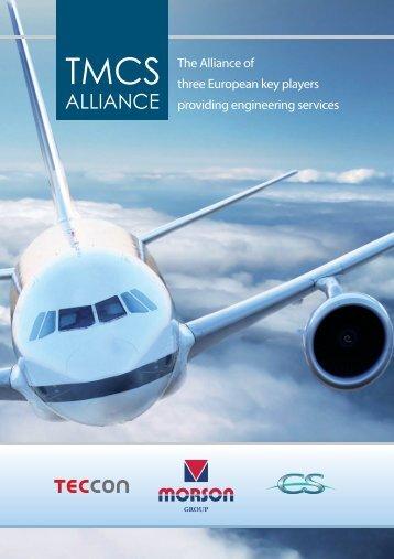The Alliance of three European key players providing engineering ...