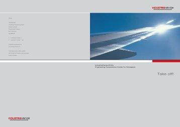 Take off! - Industriehansa Consulting & Engineering GmbH