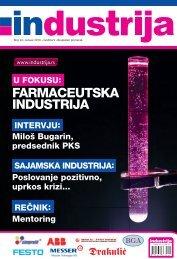 U fokusu: farmaceutska industrija