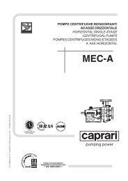 MEC-A - Caprari
