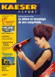 Kaeser Report 1