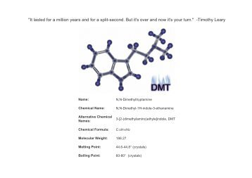 DMT-Extraction - Shroomery