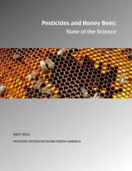 Pesticides and Honey Bees: - Independent Weekly