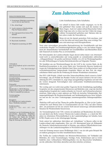 Leseprobe BSH 6/2013 - ALPINETGHEEP