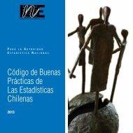 Código de Buenas Prácticas de Las Estadísticas Chilenas - Instituto ...