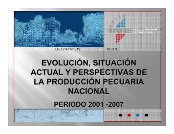 Variación - Instituto Nacional de Estadísticas