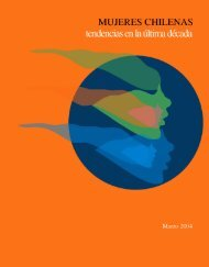 Mujeres chilenas volumen 1(PDF, 506 KB) - Instituto Nacional de ...