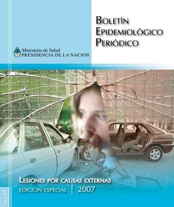 Boletín - COMPLETO - Ministerio de Salud