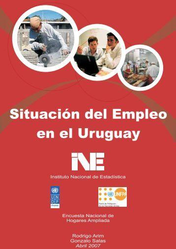Situación del Empleo en el Uruguay - Instituto Nacional de Estadística
